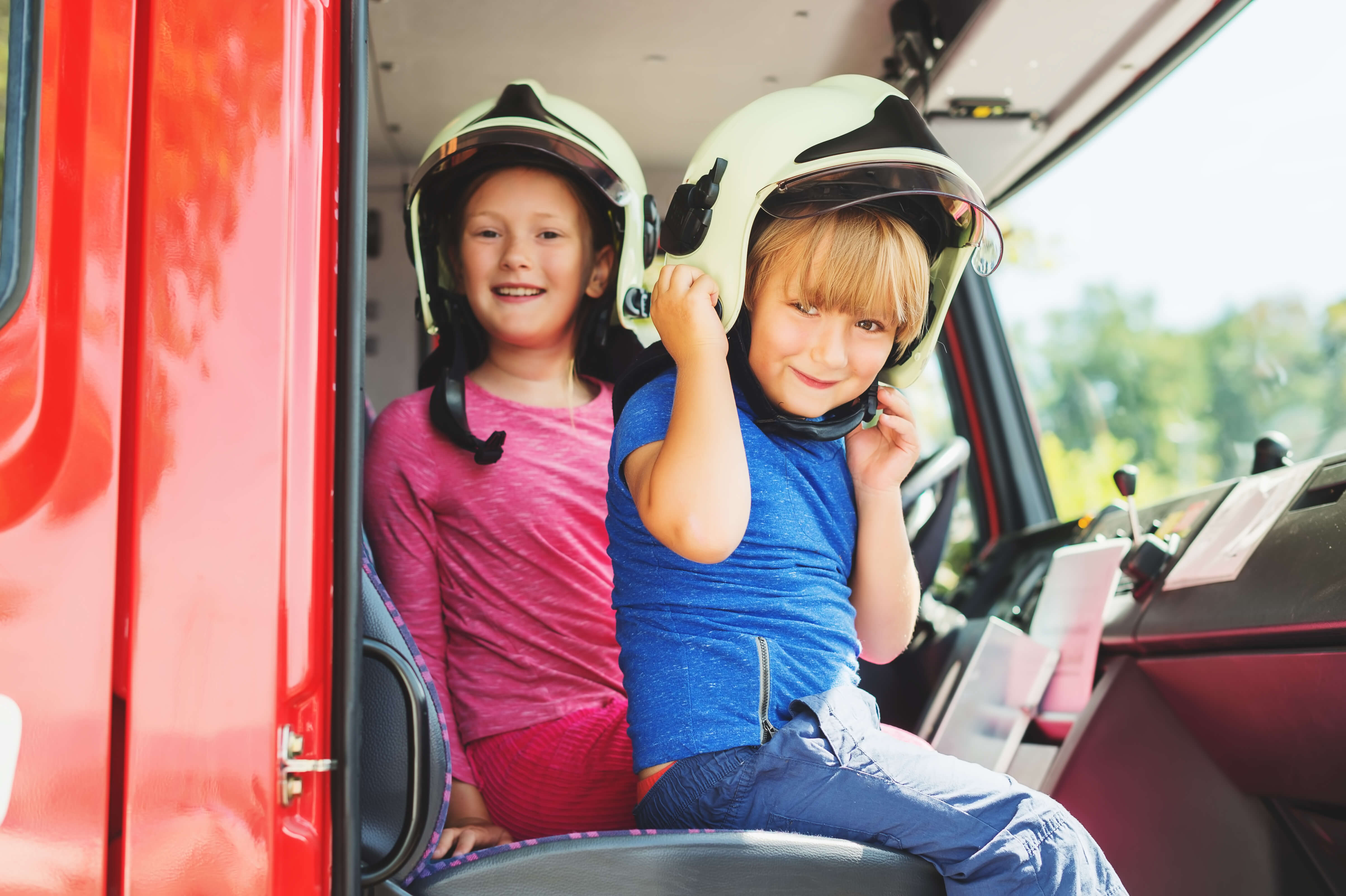Guide To Touch-A-Truck Events In Metro Detroit