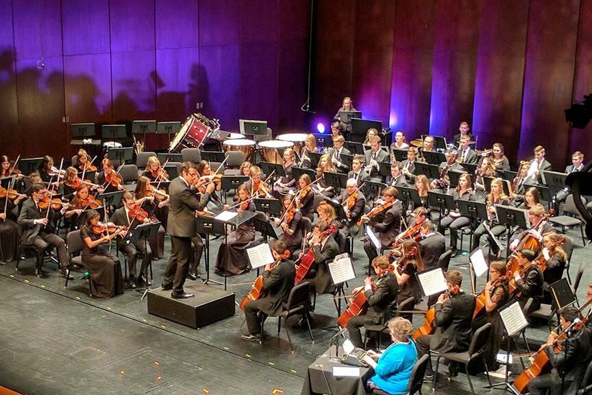 Dearborn Youth Symphony