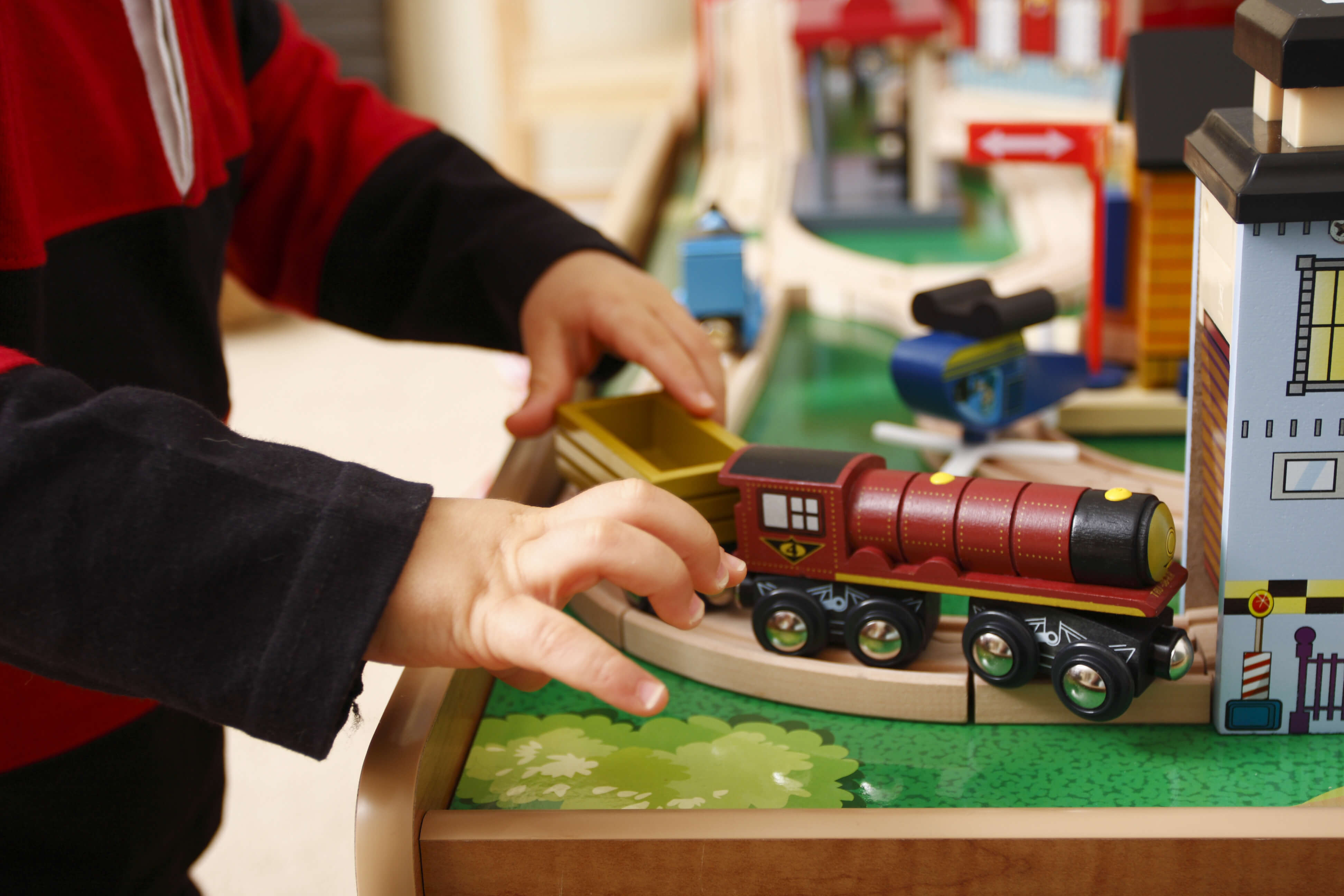 Model Railroad Open House