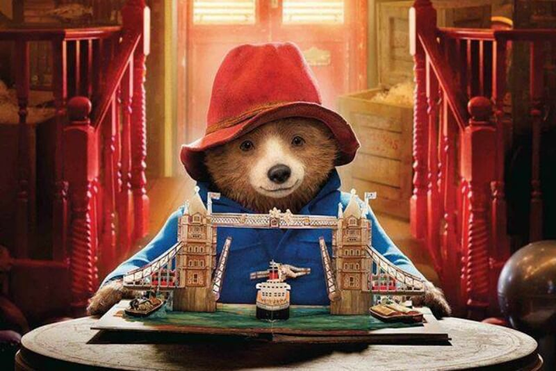 Autism Friendly Movie: Paddington 2