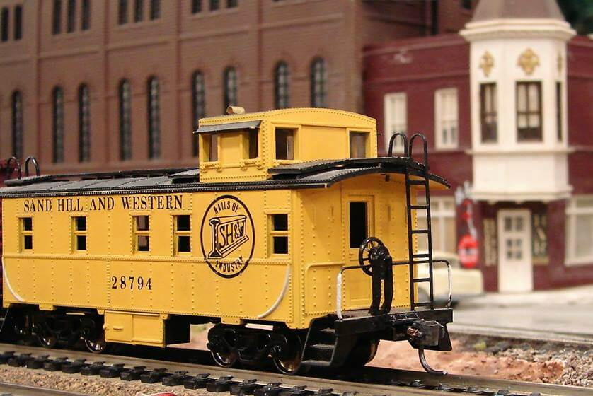 Redford Model Railroad Club Open House