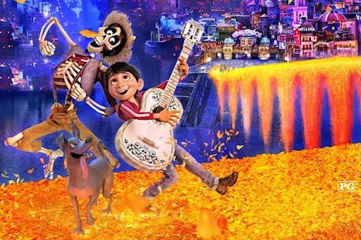 Disney's Coco Film And Workshop