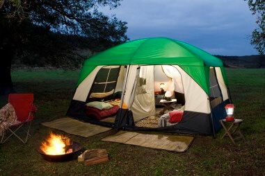 Let's Get Going – Let's Go Camping