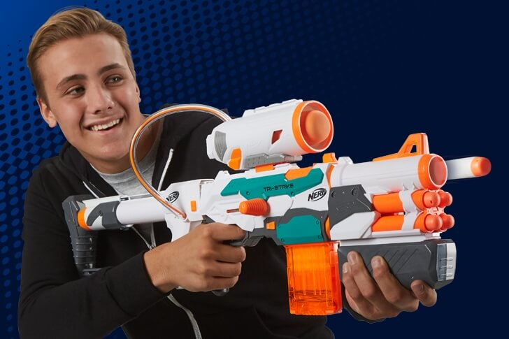 Nerf! Mobile Games