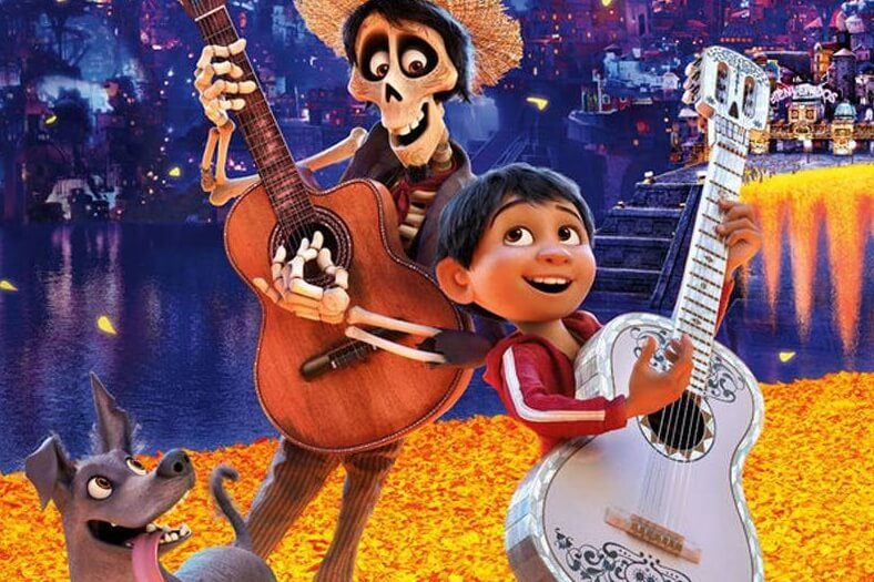 Family Drive-In Movie: Coco