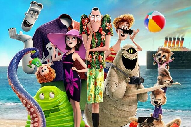 Morning Movies – Hotel Transylvania 3