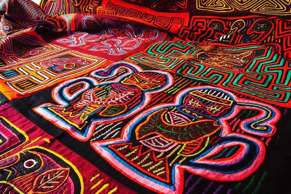 Drop-In Workshop: Molas