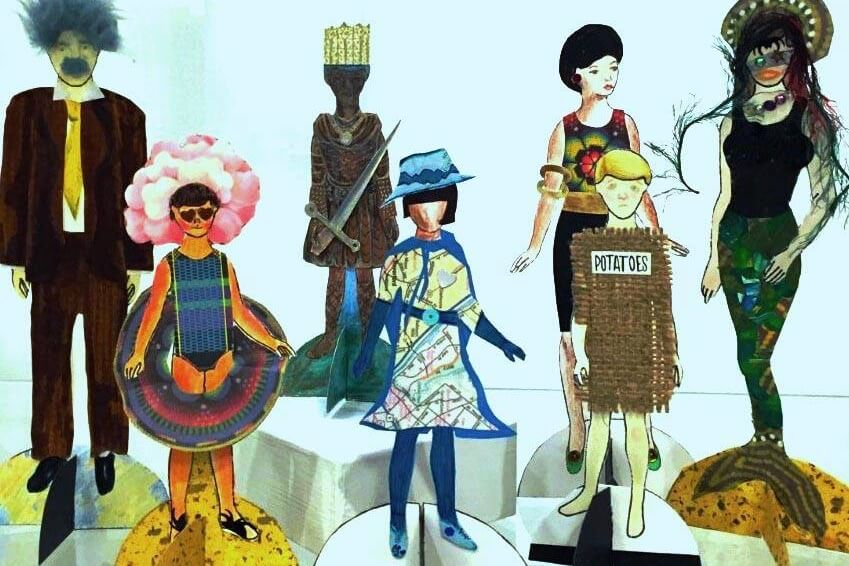 Drop-In Workshop: Paper Dolls