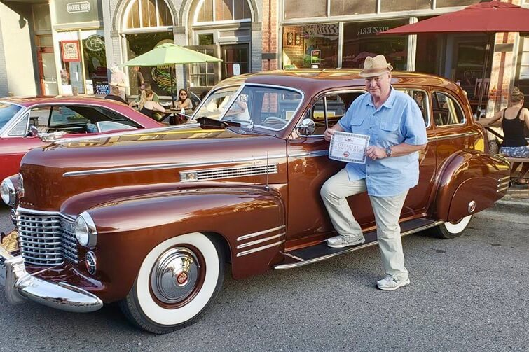 Willow Run Victory Car Show