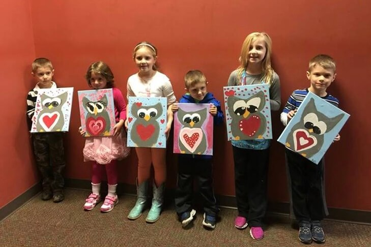 Canvas Kids: Painting Party