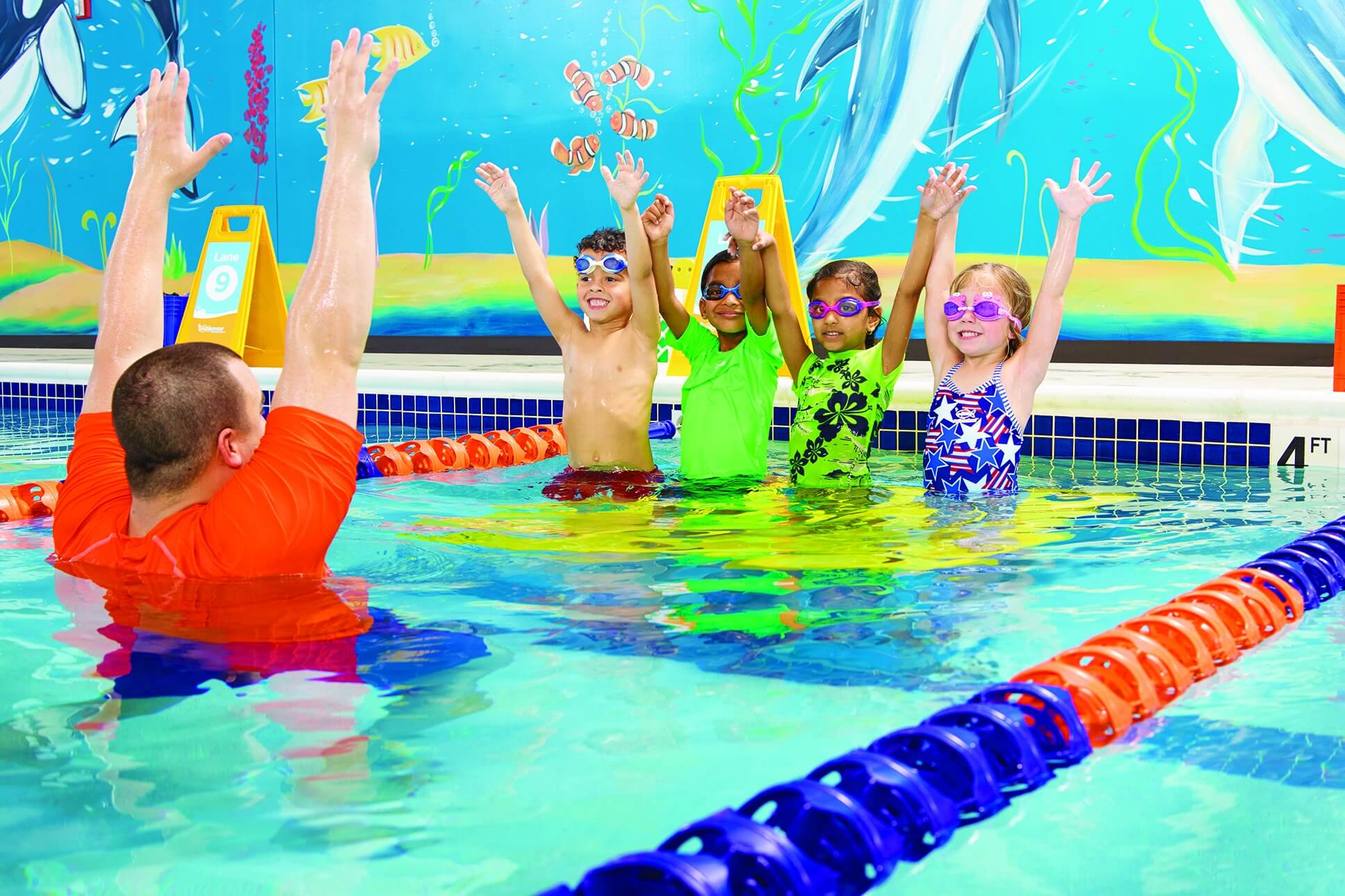 3 Reasons To Keep Your Kids Swimming After Summer