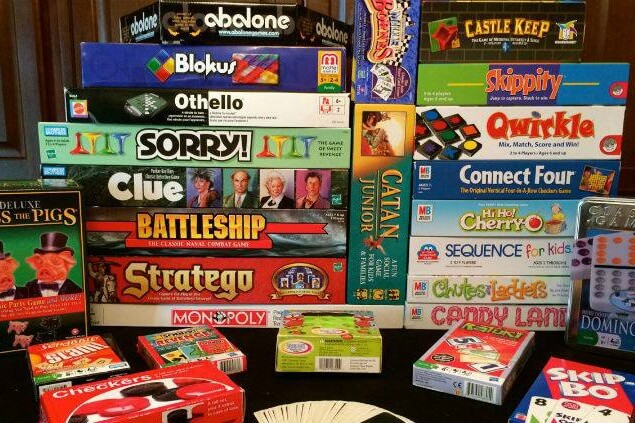 Family Game Day