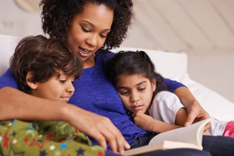 Sleep Under Family Storytime