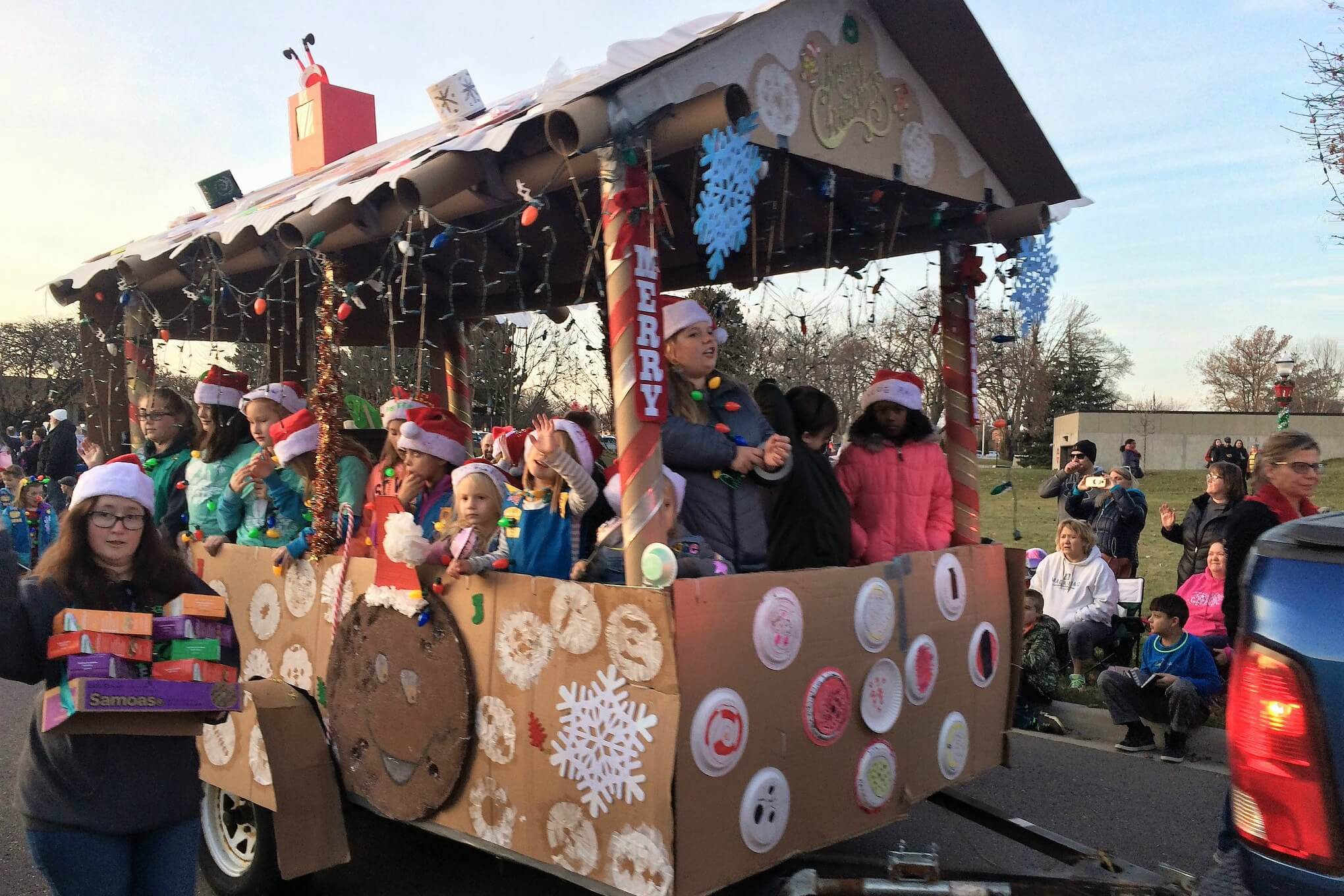 Merry & Bright: Livonia's Holiday Parade And Tree Lighting