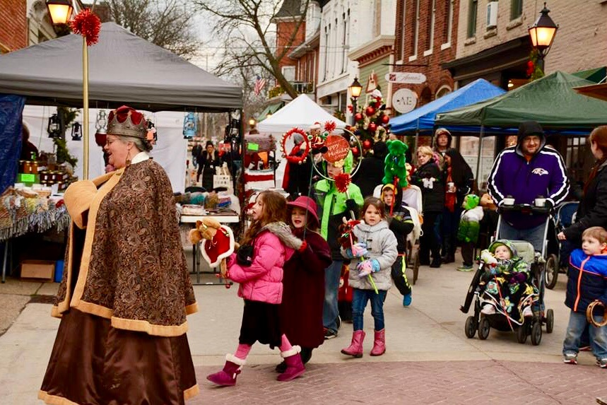 Holly Dickens Festival