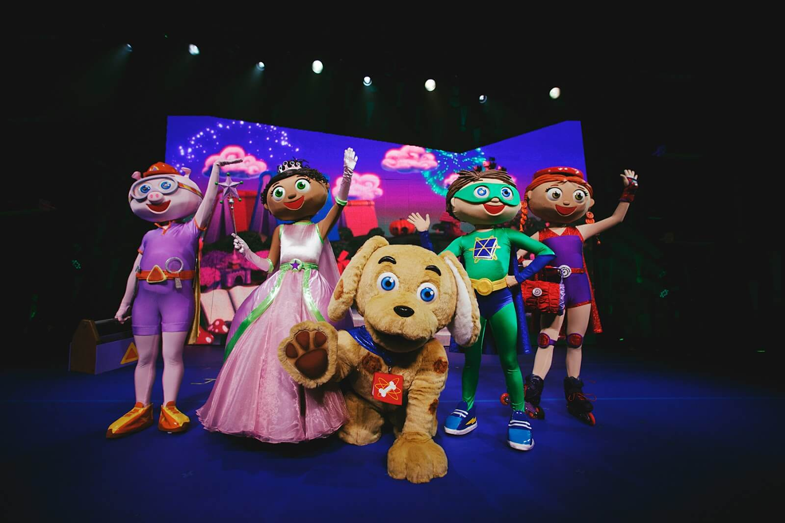 PBS KIDS LIVE! Really BIG Tiny Adventure