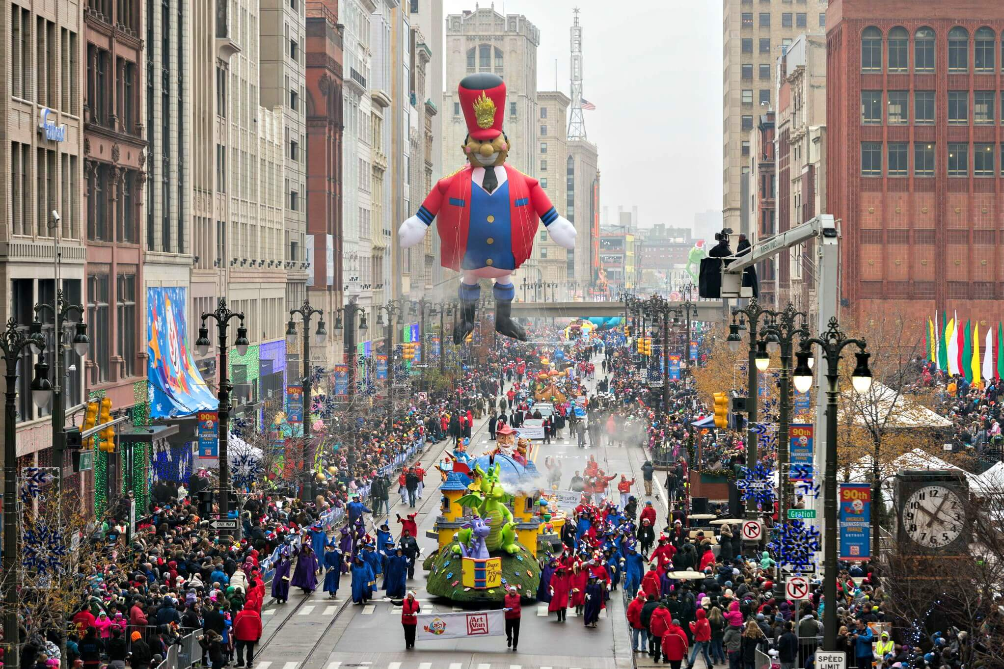 Guide To Detroit's Thanksgiving Day Parade