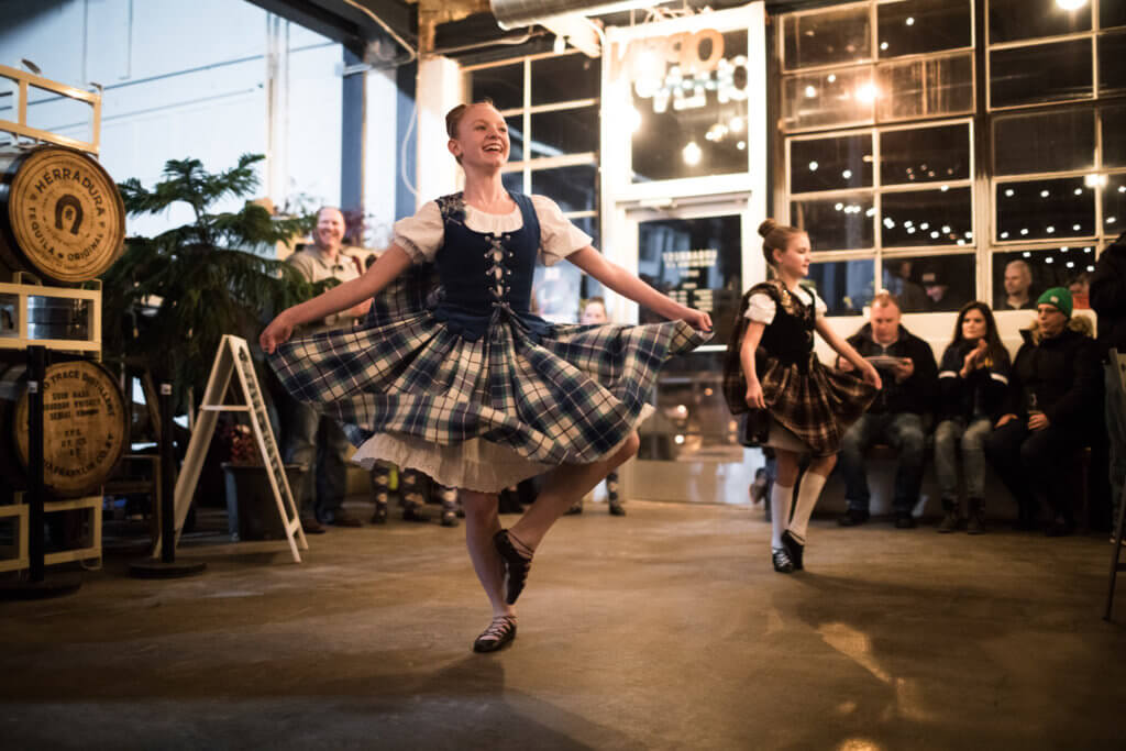 Ackroyds Urbanrest – Burns Supper Highland Dance