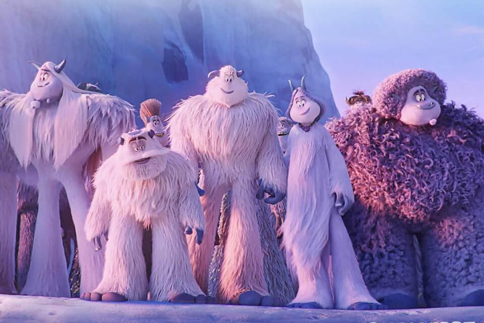 Family Movie Night-Smallfoot