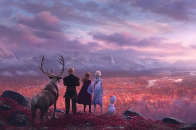 The Countdown To Frozen 2 Begins….