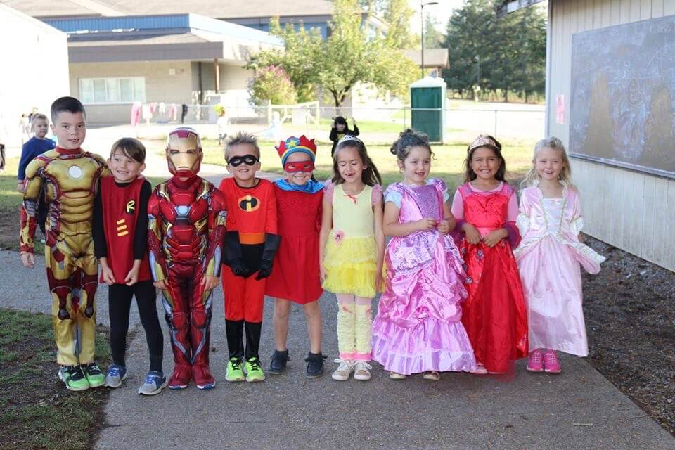 Princess And Superhero Family Fun Night!