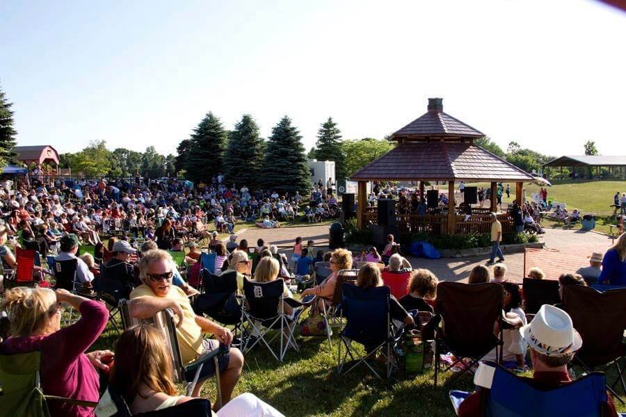Free Concert In The Park