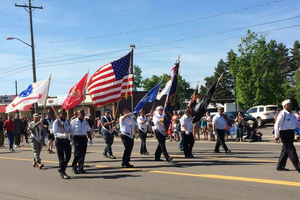 Memorial Day Parade In Waterford Littleguide Detroit