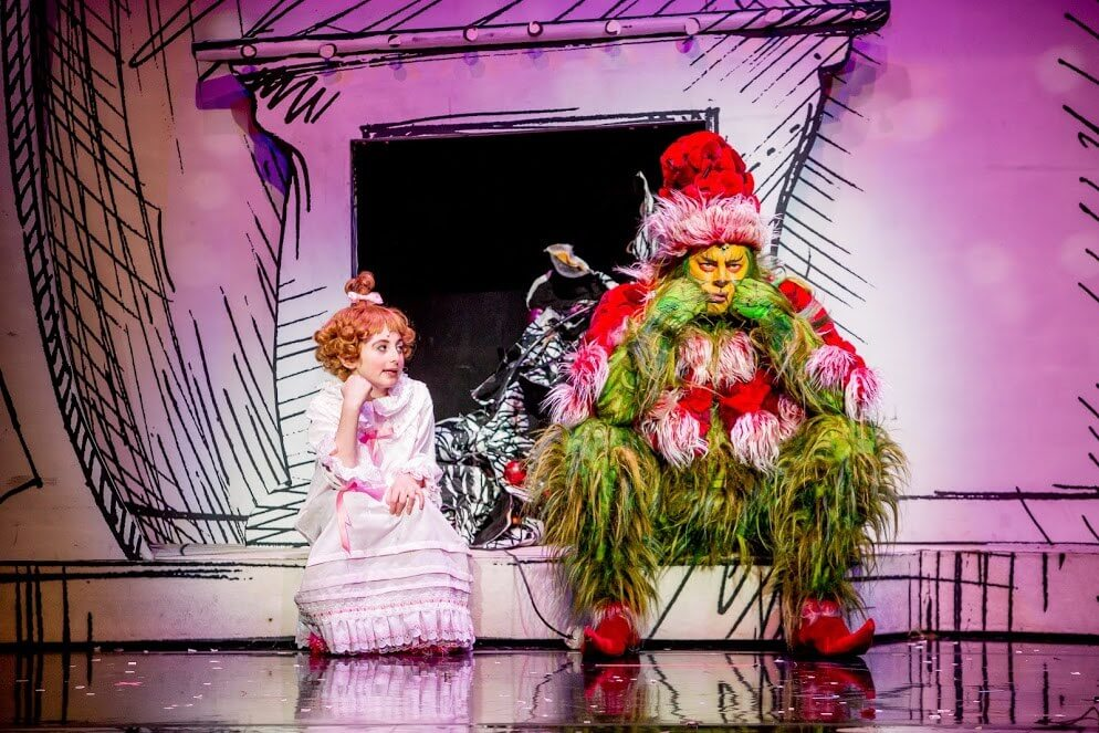 How The Grinch Stole Christmas Musical.Dr Seuss How The Grinch Stole Christmas Musical