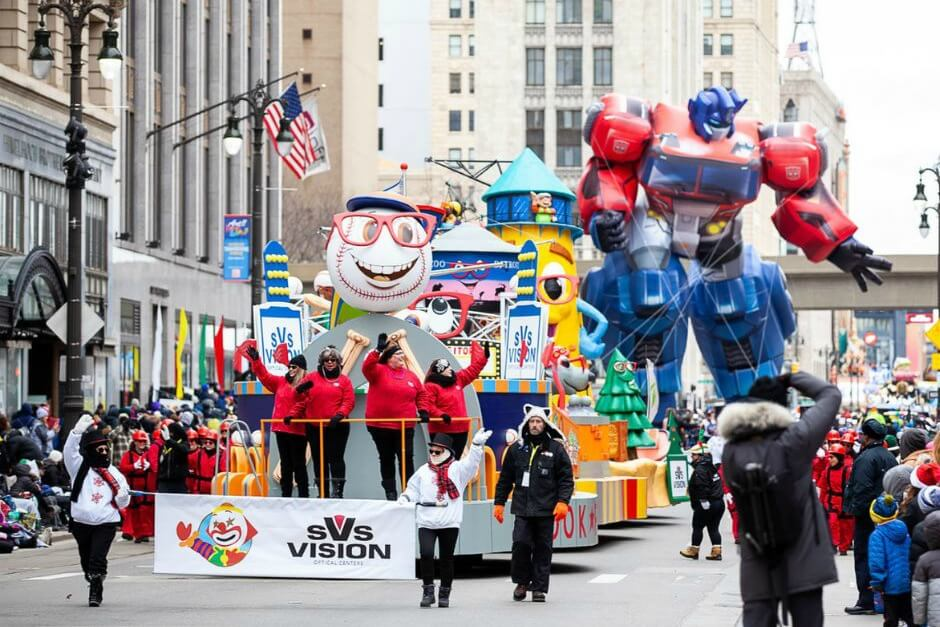 How To March In Detroit, Mich Christmas Parade In 2020 Guide to 2019 Thanksgiving Parade In Detroit